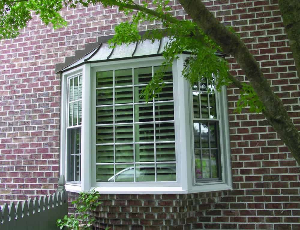 Ready to replace old windows? Try a beautiful bay window from Weather Tight!