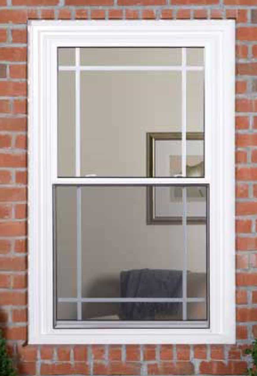 A new energy efficient full-frame window.