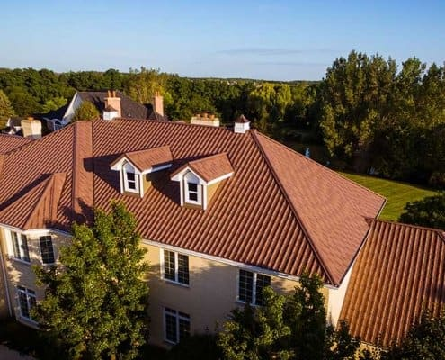 Tile Style Metal Roofing Milwaukee, WI