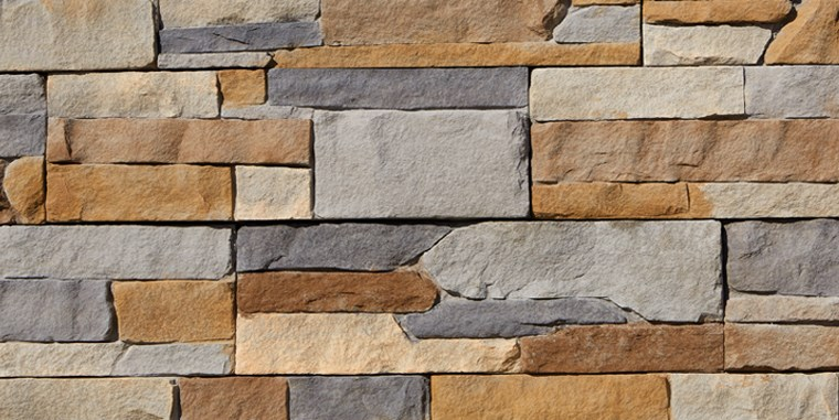 Appalachian Twilight Stone Siding Option