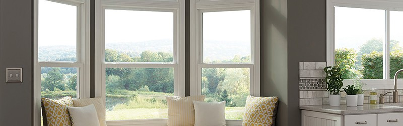 New full frame windows for your house upgrade the style and curb appeal